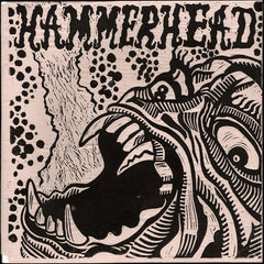 HAMMERHEAD-Anarcho Retardist Terror Cover #5 [Faces of Death Monkey]