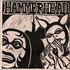 HAMMERHEAD-Anarcho Retardist Terror Cover #6  [Post Mortem Ejaculation]