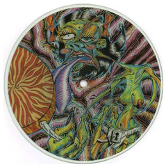 "Casus Belli- AmRep ""Research & Development"" Series picture disc 7"""