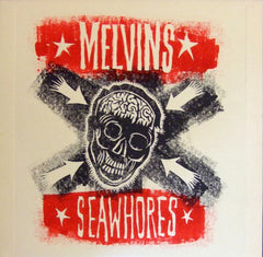 "Melvins/ Seawhores Ltd. ""Post Moral"" show • NYC 12"" ""ticket"""
