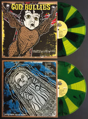 God Bullies: MamaWombWomb reissue LP- GLOW IN THE DARK Screened Edition