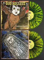 God Bullies: MamaWombWomb reissue LP- Factory Sleeve Edition
