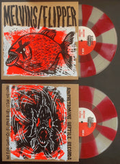 "MELVINS/FLIPPER: HOT FISH -10"" EP *FUKUSHIMA SUSHI EDITION*"