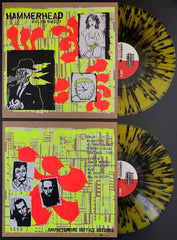 HAMMERHEAD: DUH, THE BIG CITY LP (REISSUE) *DAY-GLO EDITION*