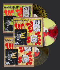 HAMMERHEAD: DUH, THE BIG CITY LP (REISSUE) ***ALL 3 EDITIONS***