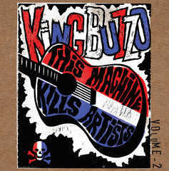 "King Buzzo: ""This Machine Kills Artists vol. 2- 10"""