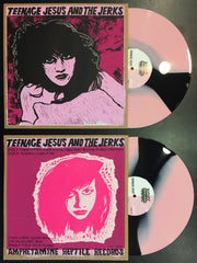 "Teenage Jesus and the Jerks reissue 12"" ART EDITION"