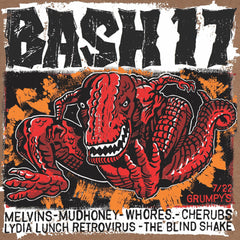 "OFFICIAL ""BASH 17"" Ltd Ed. PRINT"