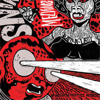 Melvins/Jon Spencer Blues Explosion - Endless Residency Poster