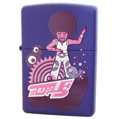 Saiman Chow Purple Lighter