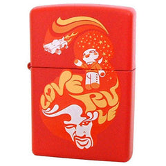 Saiman Chow Red Lighter