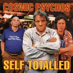 Cosmic Psychos - Self-Totalled