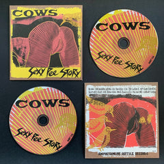 "COWS: ""Sexy Pee Story"" CD (reissue)"