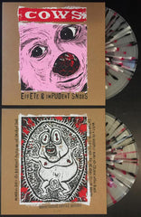 COWS: Effete & Impudent Snobs reissue LP-Regular Edition