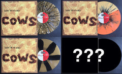 COWS: Sorry In Pig Minor Reissue- FULL SET OF 4 VARIANTS