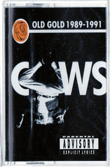 COWS: OLD GOLD 1989-1991 cassette