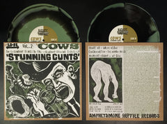 "Cows: ""Stunning Cunts, Vol. 2"" 10"" EP"