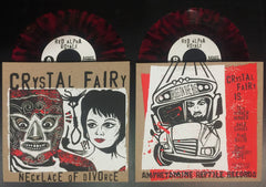 CRYSTAL FAIRY: NECKLACE OF DIVORCE 7""