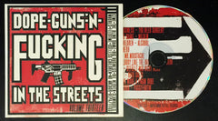 Dope, Guns & Fucking In the Streets Vol. 13 CD