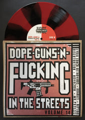 DOPE, GUNS & FUCKING IN THE STREETS V.14: METALLIC PINK EDITION 10""