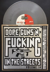 DOPE, GUNS & FUCKING IN THE STREETS V.14: SILVER EDITION 10""
