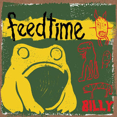"feedtime: ""Billy"" Ltd. reissue LP ***WEB EDITION***"