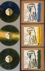 "feedtime: ""Billy"" Ltd. Ed. reissue- Set of ALL 3 Variants w/Matching Ed. #s"