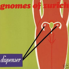 Gnomes of Zurich- Dispenser 7""
