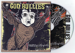 "GOD BULLIES: ""Mamawombwomb"" CD (reissue)"