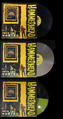 HAMMERHEAD: Into the Vortex LP- SET of ALL 3 FACTORY EDITION VARIANTS