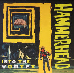 HAMMERHEAD: Into the Vortex LP- FACTORY EDITION