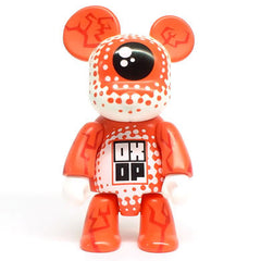 "2.5 inch ""Orange Mistake"" Qee by HAZE XXL"