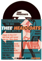 Thee Headcoats/Lollipop split 7""