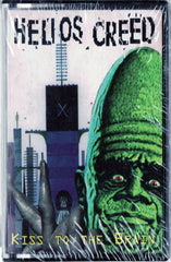HELIOS CREED: KISS TO THE BRAIN cassette