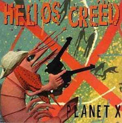 Helios Creed - Planet X