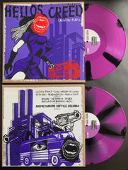 HELIOS CREED: LACTATING PURPLE LP (Reissue) *Milk Edition*