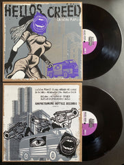 HELIOS CREED: LACTATING PURPLE LP (Reissue) *Noir Edition*