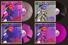 PRE-ORDER: HELIOS CREED: LACTATING PURPLE LP (Reissue) *All 4 Editions*