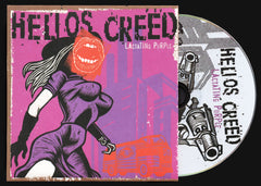 "Helios Creed: ""Lactating Purple"" CD (reissue)"