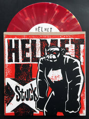 "Helmet- ""Stuck"" 7"" record"