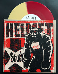 "Helmet- ""Stuck"" 7"" record *Grumpy's Edition*"