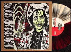 "MELVINS/OFF!/REDD KROSS: ""High Desert Overdose"" 10 inch ***GRAY COVER***"