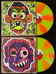 MELVINS: HOSTILE AMBIENT BESIDES LP *Nutty Psycho Edition*