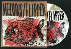 "MELVINS/FLIPPER: ""Hot Fish"" CD"