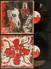 "Melvins: Sabbath 10"" *FACTORY EDITIONS: BLACK *"