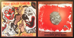 "MELVINS: ""Pinkus Abortion Technician"" LP *FULL SET of 5 FACTORY EDITION VARIANTS*"
