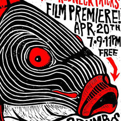 KARP Film Premiere April 20th, 2012 Show Poster
