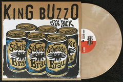 "King Buzzo: Six Pack 12"" Schiess Bräu Creamy Ale Edition"
