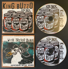 "KING BUZZO: ""Six Pack"" CD"