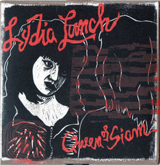 Lydia Lunch: Queen of Siam CD (reissue)